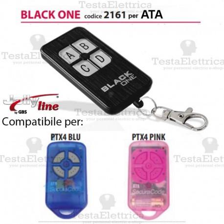 Black One 2161 Radiocomando compatibile ATA Gbs JollyLine