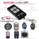 Telecomando compatibile BFT auto apprendente BlackOne