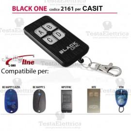 Black One 2161 Radiocomando compatibile CASIT Gbs JollyLine