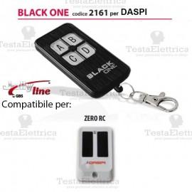 Telecomando compatibile DASPI auto apprendente BlackOne