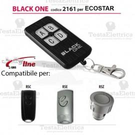 Telecomando compatibile ECOSTAR auto apprendente BlackOne