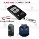 Telecomando compatibile FADINI auto apprendente BlackOne