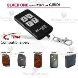 Telecomando compatibile GIBIDI auto apprendente BlackOne