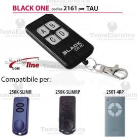 Telecomando compatibile TAU auto apprendente BlackOne