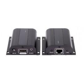 HDMI extender 60 Metri con ripetitore di telecomando Gbc