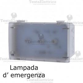 Lampada emergenza LED compatibile con serie Bticino Matix