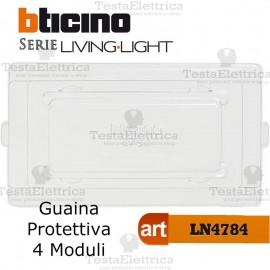 Guaina proteggi frutti 4 moduli LivingLight ln4784