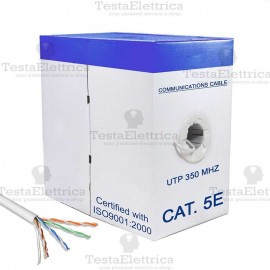 Cavo ethernet Cat. 5e Televes