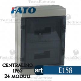 Centralino IP65 24 moduli FATO