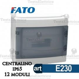 Centralino IP65 18 moduli FATO