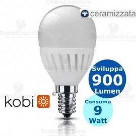 Lampadina a led sfera E14 9 Watt Kodi