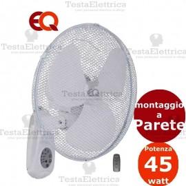 Ventilatore oscillante a parete  Sp741A EQ