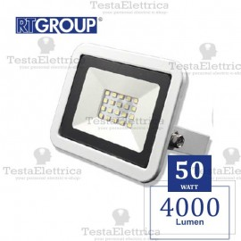 Faro a Led 50  watt White Rosalight