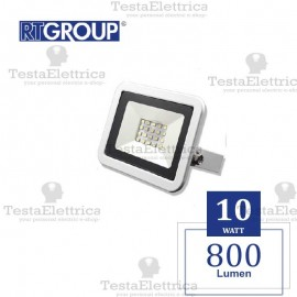 Faro a Led 10 watt white Rosalight