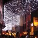 Tende Luminose LED Esterno/Interno